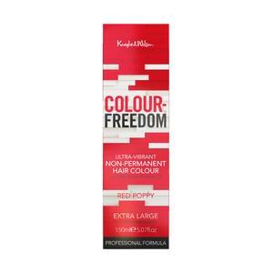 VOPSEA SEMI-PERMANENTA - RED POPPY 150 ml, Colour Freedom