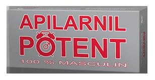 APILARNIL POTENT 30 comprimate, Biofarm