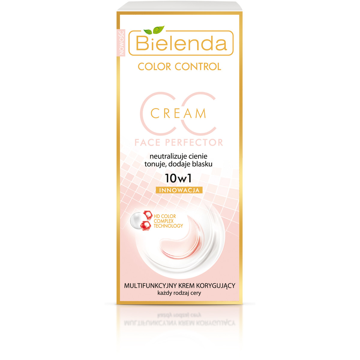 CREMA CC MULTIFUNCTIONALA, 40 ml, Bielenda