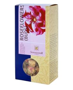 BOBOCI DE TRANDAFIR BIO, Ceai 30 g, Sonnentor