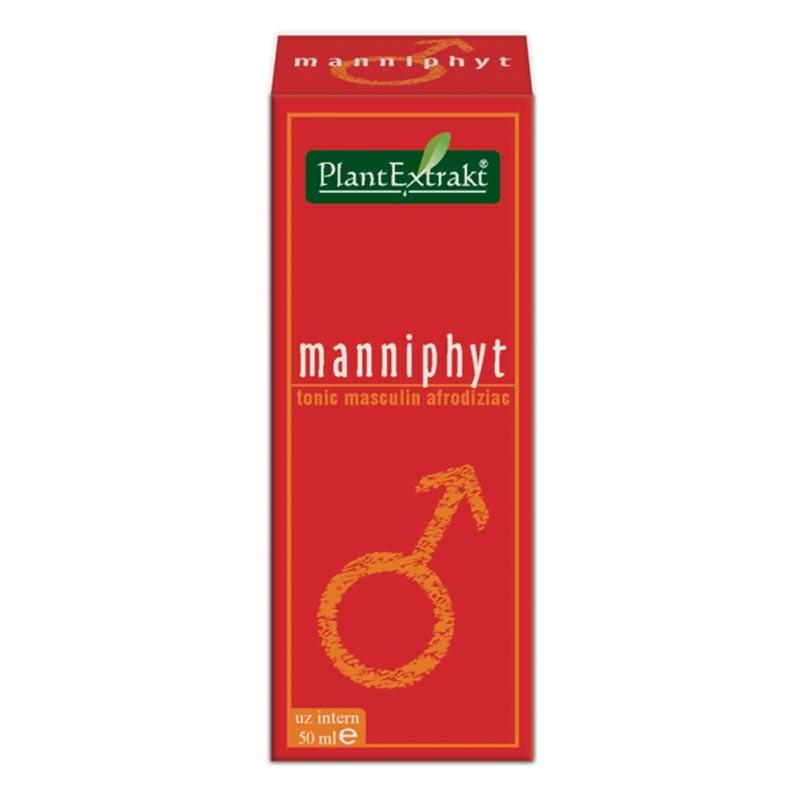 MANNIPHYT 50 ml, Plant Extrakt