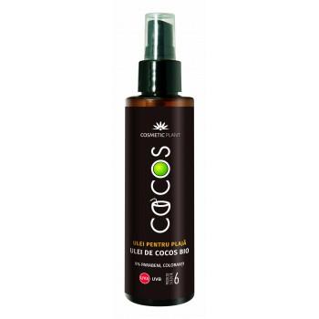 ULEI DE PLAJA COCOS SPF 6, 150 ml, Cosmetic Plant