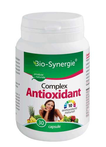 COMPLEX ANTIOXIDANT 30 capsule, Bio Synergie