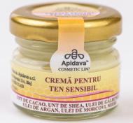 CREMA PENTRU TEN SENSIBIL 30 ml, Apidava