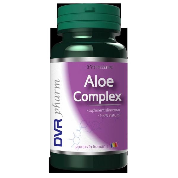 ALOE COMPLEX 60 capsule, DVR Pharm