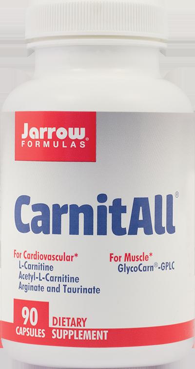 CARNITALL 90 capsule, Jarrow Formulas