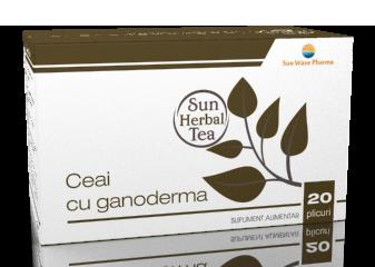 CEAI PENTRU DETOXIFIEREA COLONULUI 20 plicuri x 2,5 g, Sun Wave Pharma