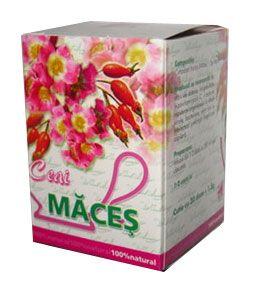MACES, Ceai 20 doze, Laboratoarele Medica