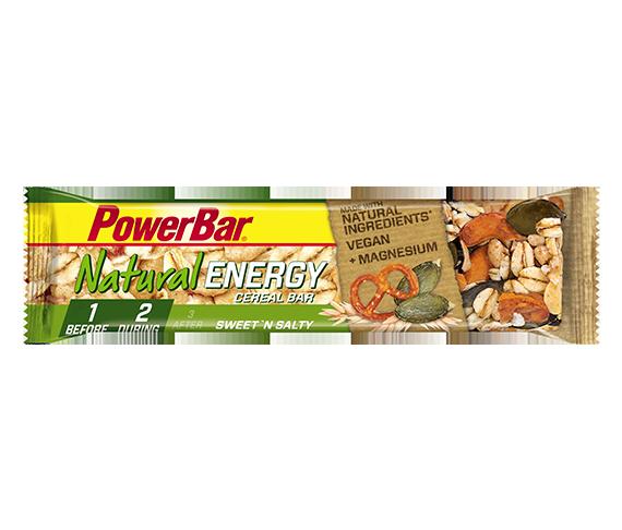 BATON NATURAL ENERGY CEREAL 40 g, PowerBar