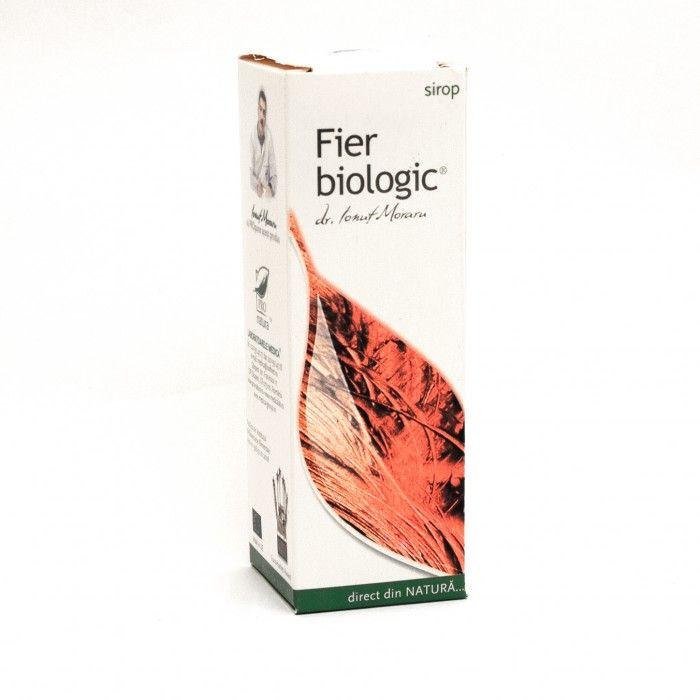 FIER BIOLOGIC SIROP, 100 ml, Laboratoarele Medica