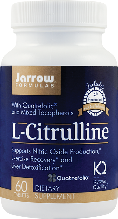 L-CITRULLINE 60 tablete, Jarrow Formulas
