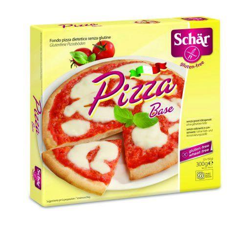 BLAT DE PIZZA - FARA GLUTEN 2 x 150 g, Dr. Schar