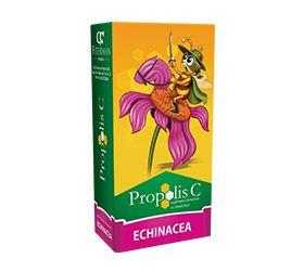 PROPOLIS C ECHINACEA, 30+10 comprimate, Fiterman Pharma