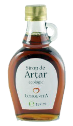 SIROP DE ARTAR BIO 187 ml, Longevita