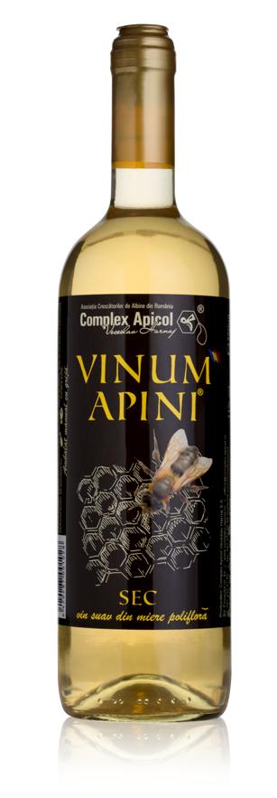 VIN SUAV DIN MIERE - VINUM APINI 750 ml, Complex Apicol