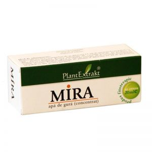 APA DE GURA CONCENTRATA - MIRA 20 ml, Plant Extrakt