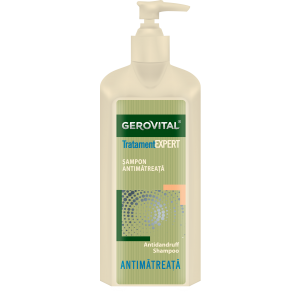 SAMPON ANTIMATREATA - GEROVITAL TRATAMENT EXPERT 400 ml, Farmec
