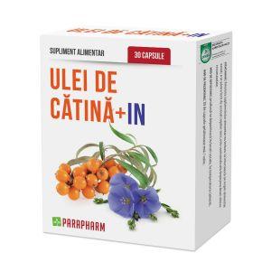 ULEI DE CATINA + IN 30 capsule, Parapharm