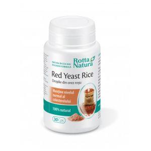 RED YEAST RICE 30 capsule, Rotta Natura