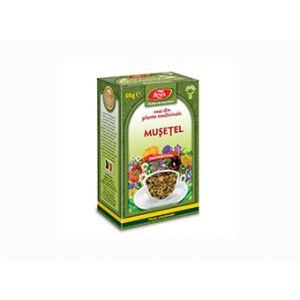 MUSETEL FLORI, Ceai 50 g, Fares