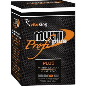 PACHET CU DOZE ZILNICE MULTI PROFI PLUS, 30 portii, Vitaking