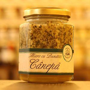 MIERE CU CANEPA, 200 g, Prisaca Transilvania