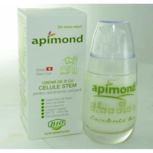 CREMA DE ZI CU CELULE STEM SPF 25, 50 ml, Apimond