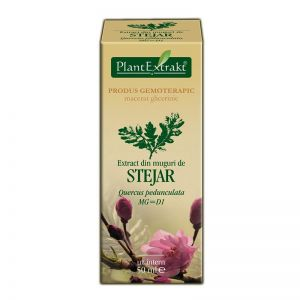EXTRACT DIN MUGURI DE STEJAR MG=D1, 50 ml, Plant Extrakt