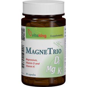 MAGNETRIO, 30 capsule, Vitaking