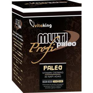 PACHET CU DOZE ZILNICE PALEO CU OMEGA 3, 30 portii, Vitaking