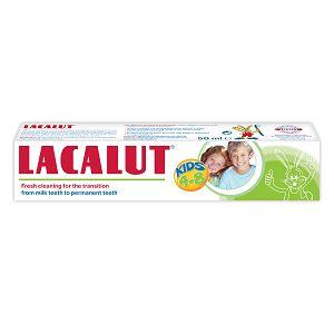 PASTA DE DINTI KIDS (4-8 ani) 50 ml, Lacalut