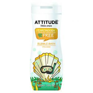 SPUMANT DE BAIE PENTRU COPII, 355 ml, Attitude