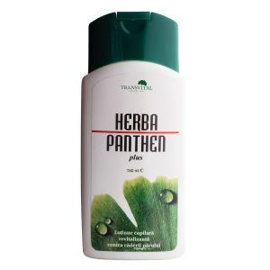 LOTIUNE CAPILARA - HERBA PANTHEN PLUS 150 ml, Transvital Cosmetics
