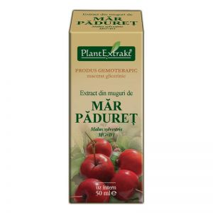 EXTRACT DIN MUGURI DE MAR PADURET MG=D1, 50 ml, Plant Extrakt