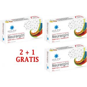 NEURERGIN 30 capsule, 2+1 GRATIS, Ac Helcor