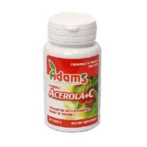ACEROLA+C 30 tablete, Adams Vision