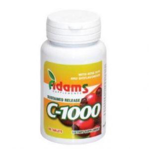 C-1000 CU MACESE 60 tablete, Adams Vision