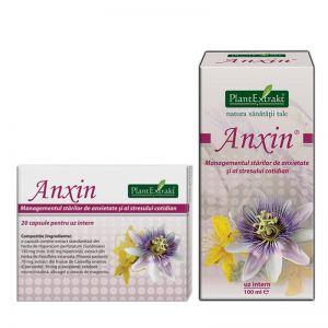 ANXIN 20 capsule, Plant Extrakt