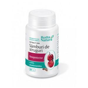 EXTRACT DIN SAMBURI DE STRUGURI 260 mg, 30 capsule, Rotta Natura