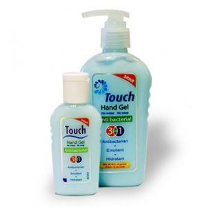 GEL DE MAINI ANTIBACTERIAN 3IN1 59 ml, Touch