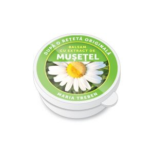 BALSAM CU EXTRACT DE MUSETEL 30 ml, Transvital Cosmetics