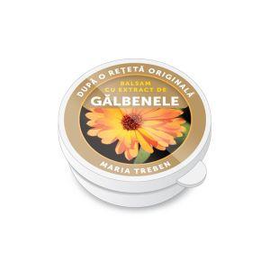 BALSAM CU EXTRACT DE GALBENELE 30 ml, Transvital Cosmetics
