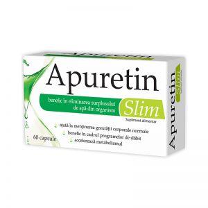 Apuretin Slim 60 capsule, Zdrovit