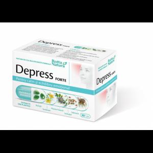 DEPRESS FORTE, 30 capsule, Rotta Natura