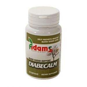 DIABECALM 30 capsule, Adams Vision
