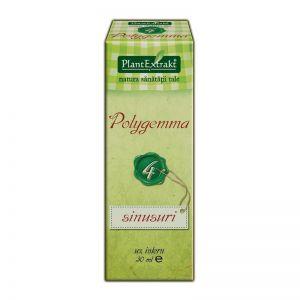 POLYGEMMA 4 - SINUSURI 30 ml, Plant Extrakt