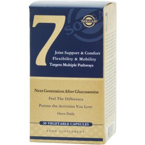 NO. 7 JOINT SUPPORT & COMFORT (FLEXIBILITY & MOBILITY) 30 capsule, Solgar