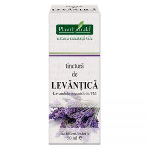 LEVANTICA - Lavandula Angustifolia, Tinctura 50 ml, Plant Extrakt