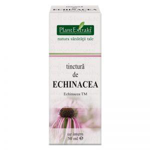 ECHINACEA, Tinctura 50 ml, Plant Extrakt
