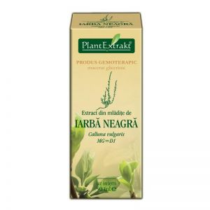 EXTRACT DIN MLADITE DE IARBA NEAGRA MG=D1, 50 ml, Plant Extrakt